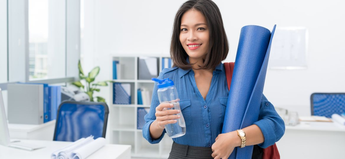 wellness and workplace
