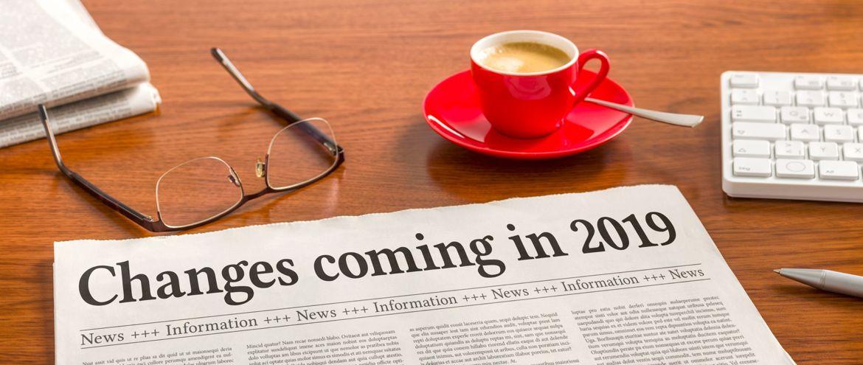 Newspaper 2019