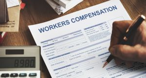 Image of workers compensation paperwork