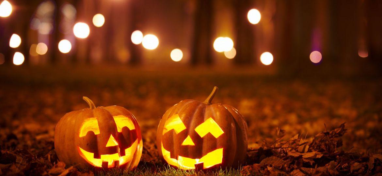 image of pumpkins smiling